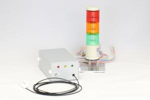 LEDステータスセンサー使用例